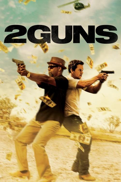 دانلود فیلم دو اسلحه 2 دوبله فارسی Guns 2 (2013)
