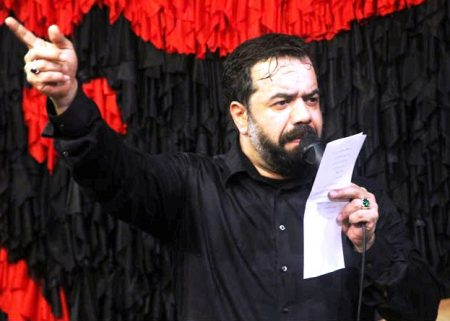 نوحه عجب محرمی شد امسال محمود کریمی