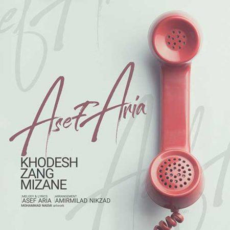 خودش زنگ میزنه با صدای آصف آریا