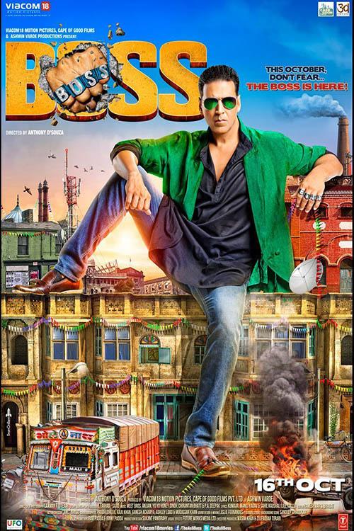 دانلود فيلم هندی من رئیس هستم دوبله فارسي