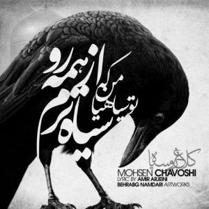 دانلود آهنگ محسن چاوشی به نام کلاغ رو سیاه