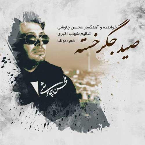 صید جگر خسته با صدای محسن چاوشی
