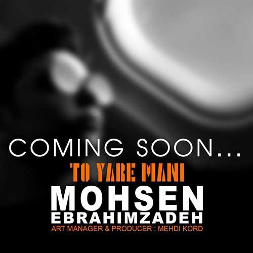 تو یار منی با صدای محسن ابراهیم زاده
