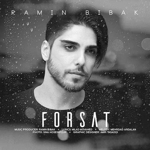 آهنگ جدید Ramin-Bibak-Forsat