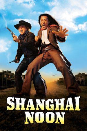 دانلود فیلم ظهر شانگهای دوبله فارسی Shanghai Noon 2000