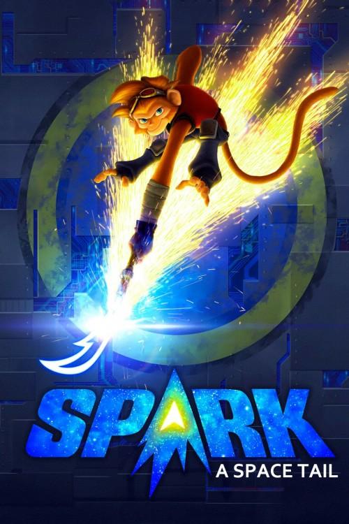 دانلود انیمیشن جرقه: افسانه فضایی دوبله فارسیSpark: A Space Tail 2016