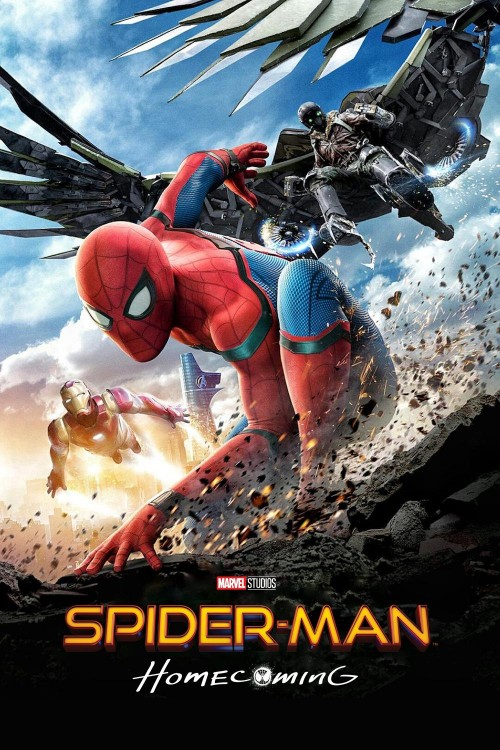 دانلود فیلم مرد عنکبوتی:بازگشت به خانه دوبله فارسی Spider-Man: Homecoming 2017