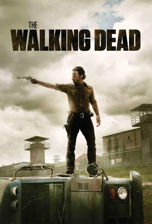 دانلود سریال مردگان متحرک دوبله فارسی The Walking Dead