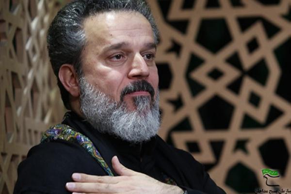 نوحه روحي مشتاگه بعيد الدرب حاج باسم الكربلائی