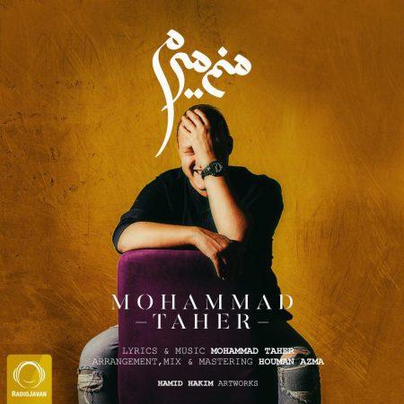 منم میرم با صدای محمد طاهر