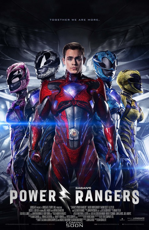 دانلود فیلم پاور رنجرز دوبله فارسی Power Rangers 2017